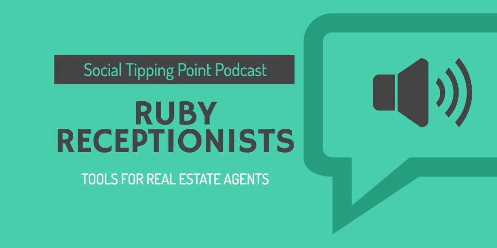 ruby receptionists for real estate